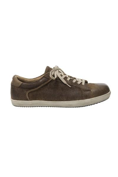 Trachten Sneaker, Stockerpoint Modell 1337 havanna gespeckt